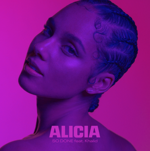 "ALICIA KEYS AND KHALID SERVE R&B MAGIC IN NEW SINGLE & VIDEO ""SO DONE"""