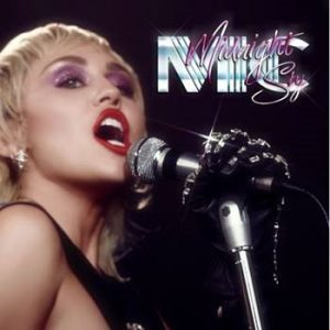 """MILEY CYRUS IS BACK – DEBUTS NEW SONG """"MIDNIGHT SKY"""" ALONGSIDE A SELF-DIRECTED MUSIC VIDEO"""