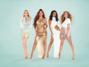 "LITTLE MIX  ""SWEET MELODY""  New Single and Video Available Now"