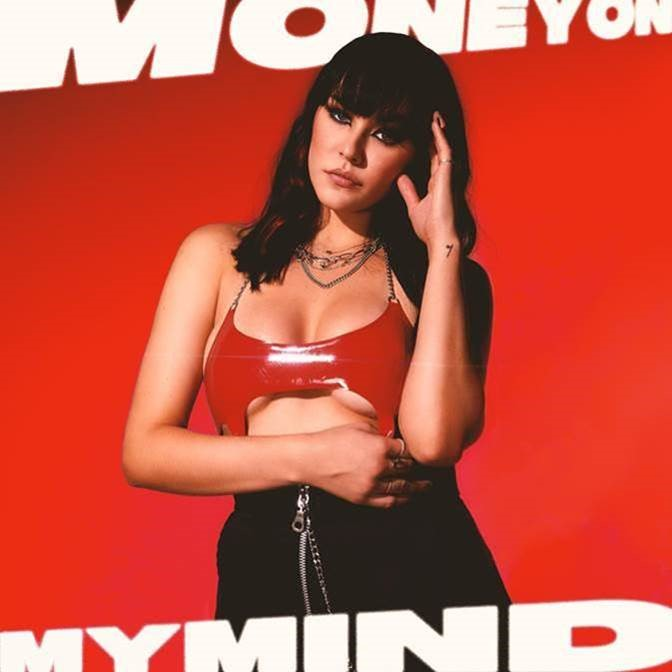 "UPSAHL REVEALS NEW SINGLE & VIDEO ""MONEYONMYMIND"""