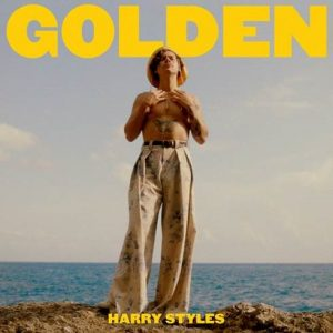 "HARRY STYLES  ""GOLDEN""  OFFICIAL VIDEO OUT NOW"