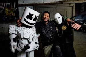 "Marshmello and Imanbek Release ""Too Much"" Featuring Usher"