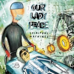 Our Lady Peace Spiritual Machines cover