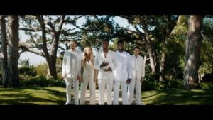 Pentatonix Amazing Grace video