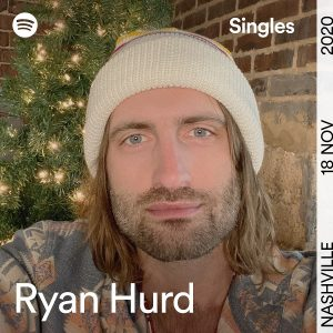 Ryan Hurd Spotify Singles cover