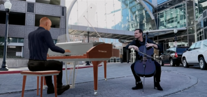 The Piano Guys Fur Elise video still