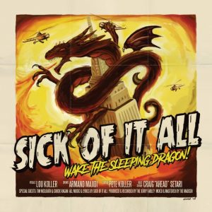 sick of it all Wake The Sleeping Dragon cover