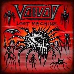 voivod lost machine live cover