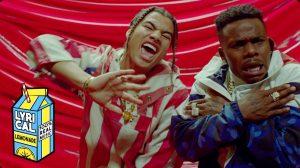 24kgoldn coco music video still