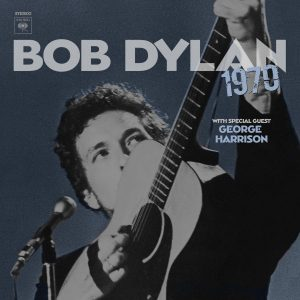 Bob Dylan 1970 50th anniversary collection cover