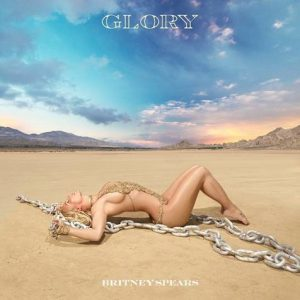 Britney Spears Glory cover