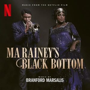Ma Rainey's Black Bottom Music From The Netflix Film cover