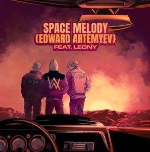 Space Melody Edward Artemyev Leony cover