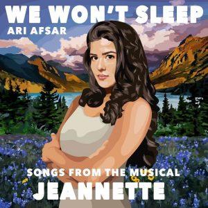 We Wont Sleep Ari Afsar cover