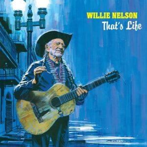 Willie Nelson That's Life cover