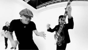 "AC/DC CHARGE UP FOR 2021 WITH ""REALIZE"" MUSIC VIDEO"