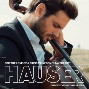Hauser for the love of a princess from braveheart cover