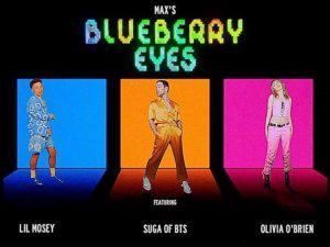 blueberry eyes cover lil mosey suga max olivia obrien