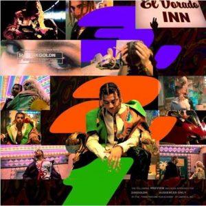 24kGoldn 3,2,1 Album Cover Art