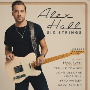 "Alex Hall ""Six Strings"" cover"
