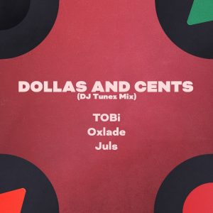 """""""DOLLAS AND CENTS"""" TOBi remix cover"""
