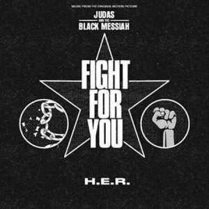 "H.E.R. ""FIGHT FOR YOU"" cover"