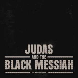 JUDAS AND THE BLACK MESSIAH THE INSPIRED ALBUM cover