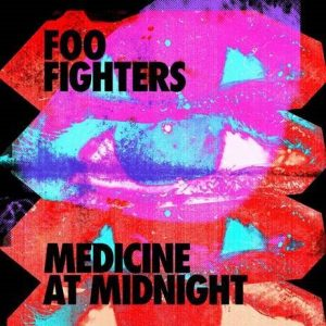 foo fighters medicine at midnight cover