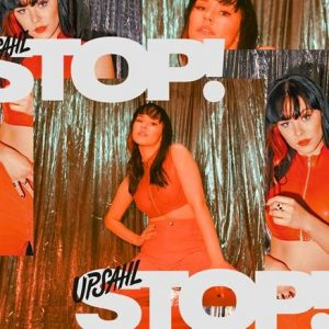 upsahl stop! cover