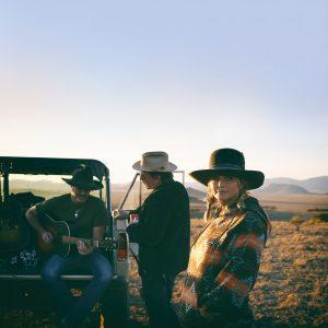 Jack Ingram, Miranda Lambert and Jon Randall Picture