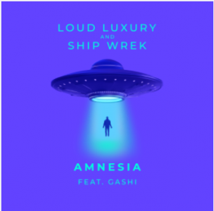 Loud Luxury and Ship Wreck Amnesia Art