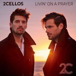 2Cellos Livin' On A Prayer Art