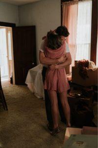 Adam Doleac hugging picture