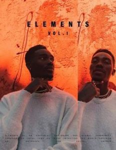 Elements Magazine Cover