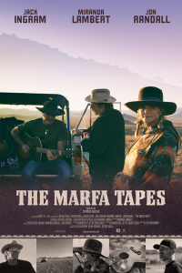 The Marfa Tapes Art
