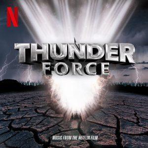 Thunder Force Art