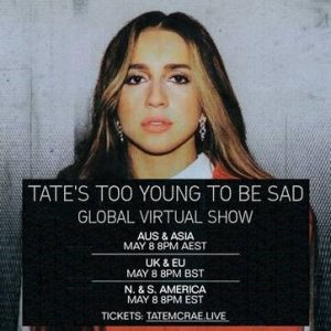Too Young To Be Sad EP Art