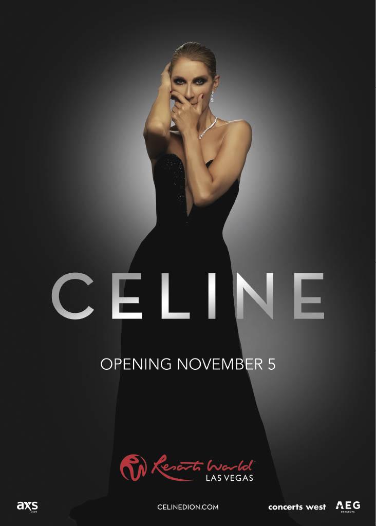RWLV_Celine Dion_Admat_Photo Credit_ Denise Truscello