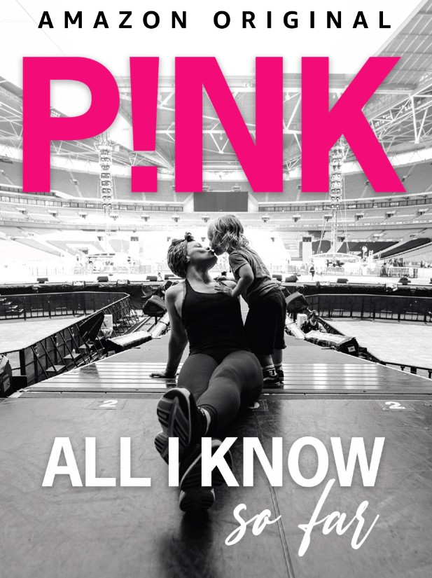 pink amazon cover