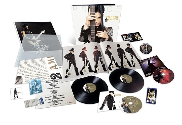Prince Vinyl Collection