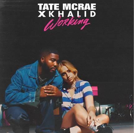 Tate Mcrae x Khaled