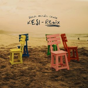 Kesi Remix album artwork