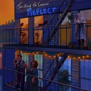 """Tom Kitt """"Fly Away"""" artwork"""