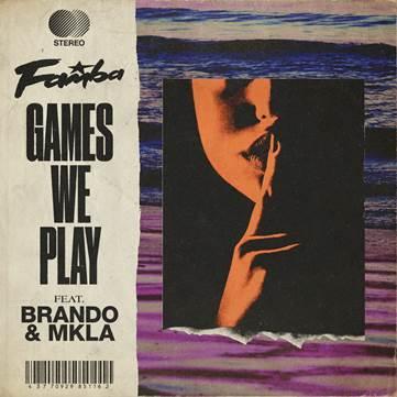 """""""Games We Play"""" album artwork"""