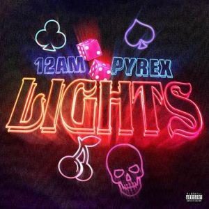 12am LIGHTS cover art