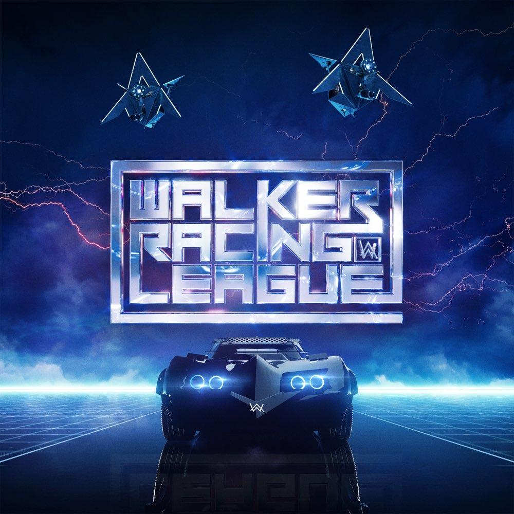 ALAN WALKER RELEASES THE CLUB-ORIENTED EP 'WALKER RACING LEAGUE'