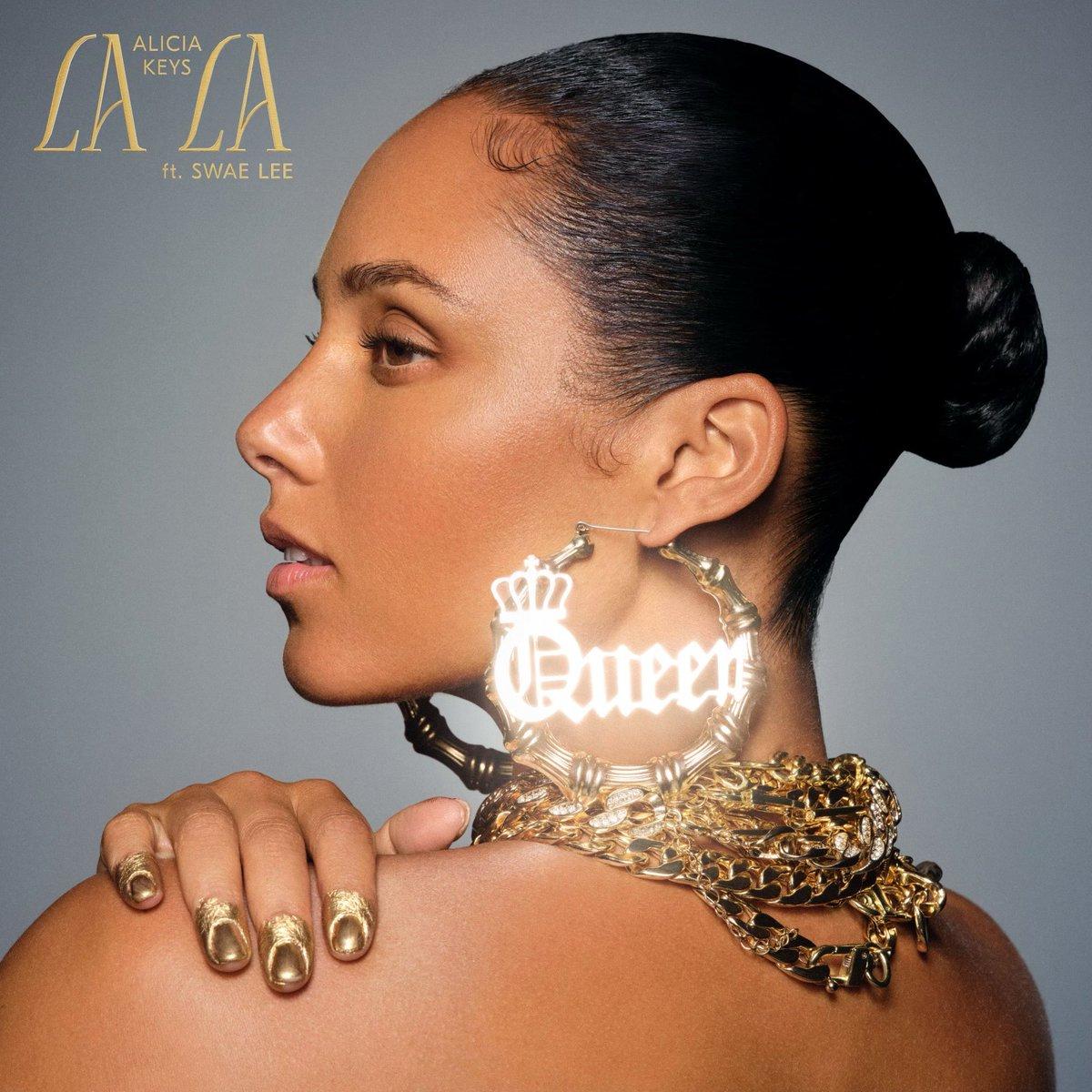 Alicia Keys releases single LALA Today!