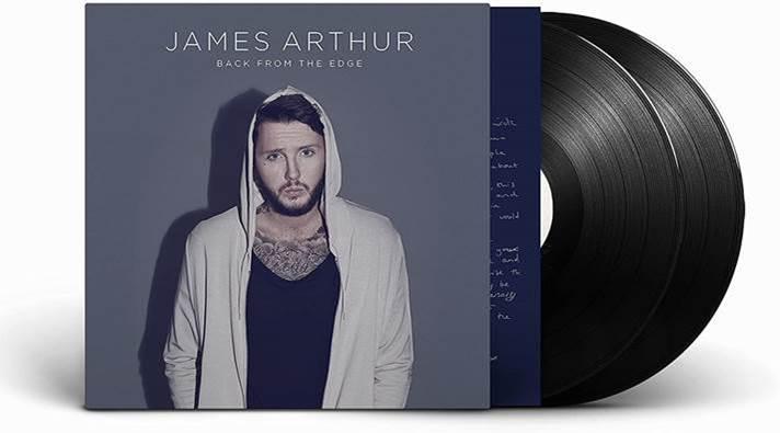 James Arthur Vinyl Release