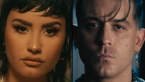 """G-EAZY TEAMS UP WITH DEMI LOVATO ON """"BREAKDOWN"""""""