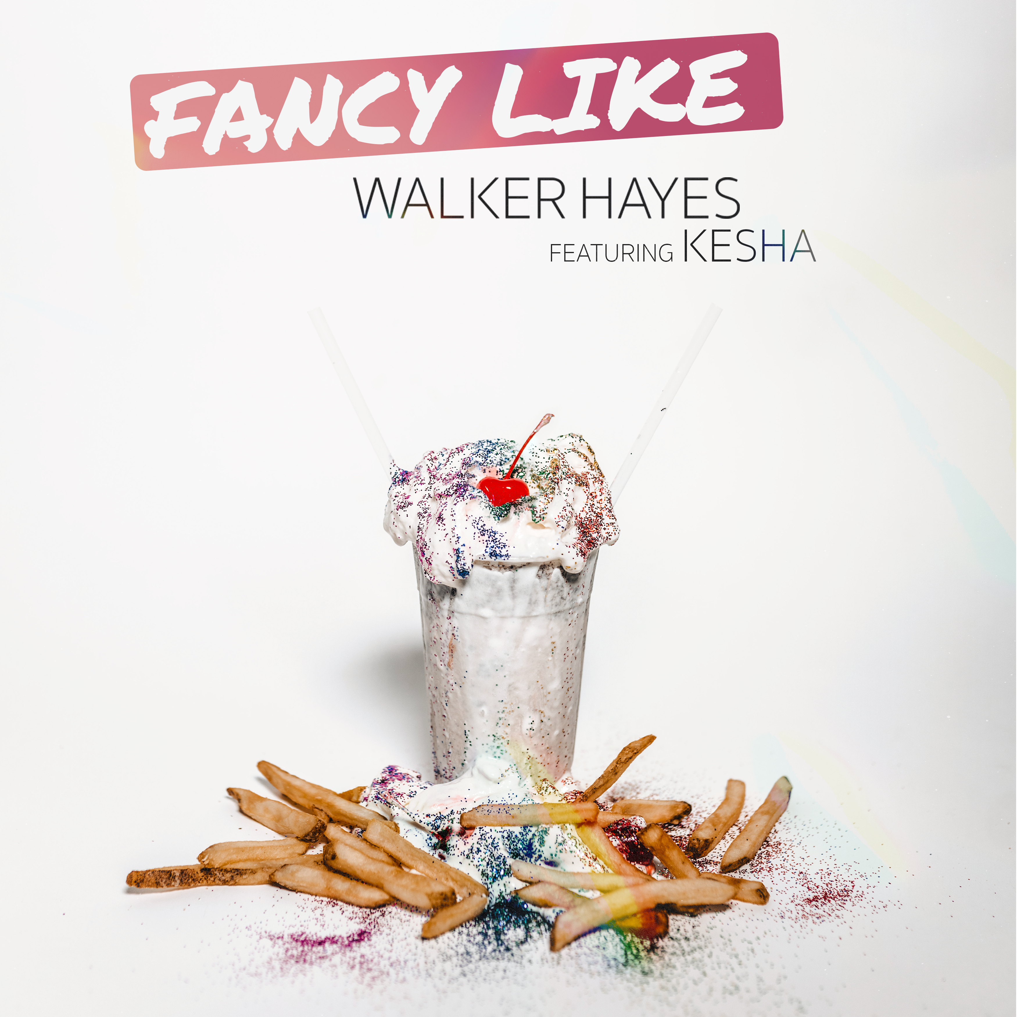 "WALKER HAYES ADDS POP SUPERSTAR KESHA TO SMASH HIT ""FANCY LIKE"""